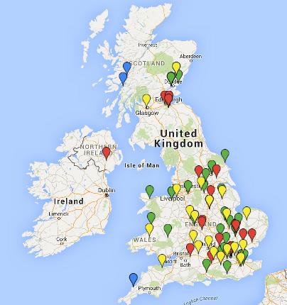 Agri-tech Catalyst Map